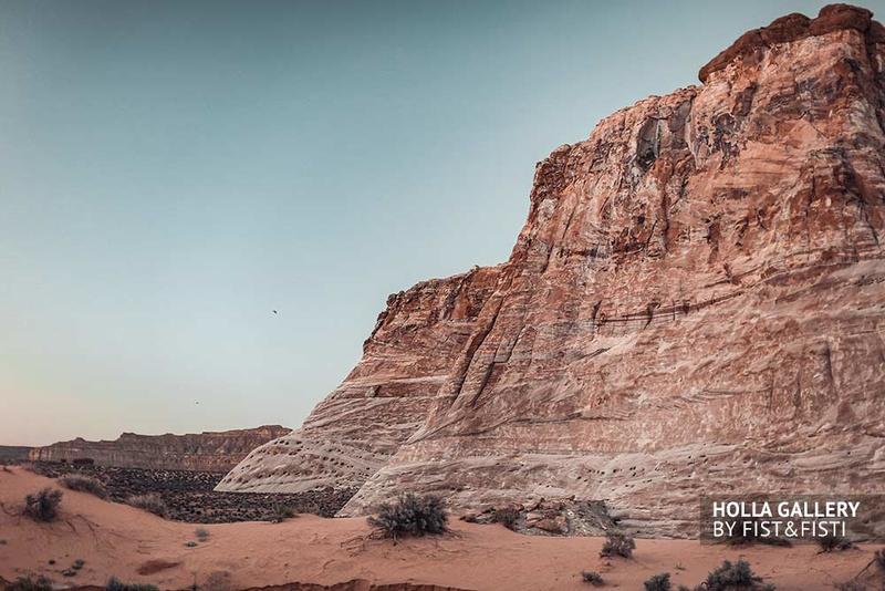 Utah, скалы, пустыня, небо, USA