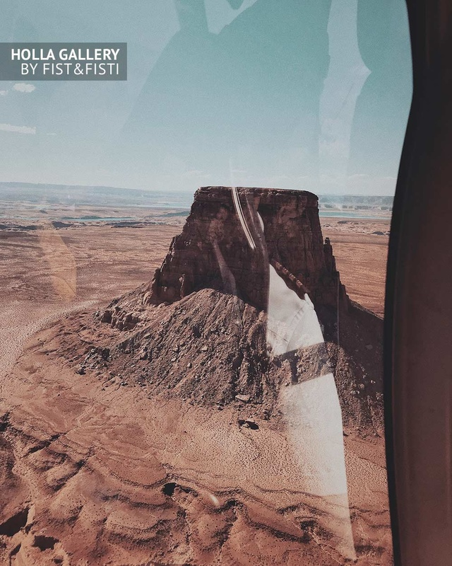 Седона, Arizona, США, скалы, красные скалы, пустыня. Фото для интерьера