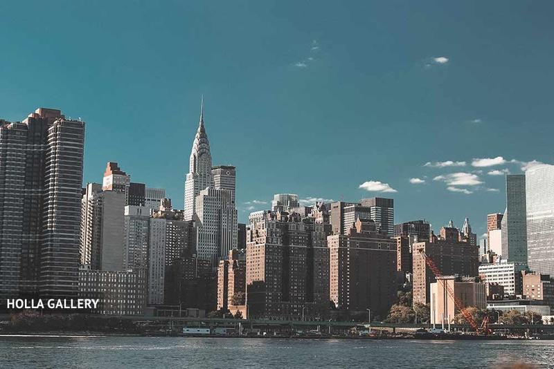 Небоскребы Манхэттана