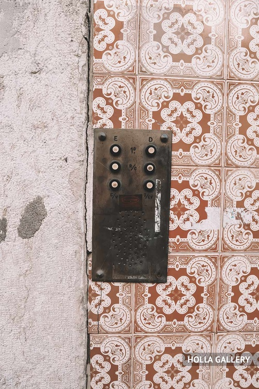 Домофон в доме Лиссабона